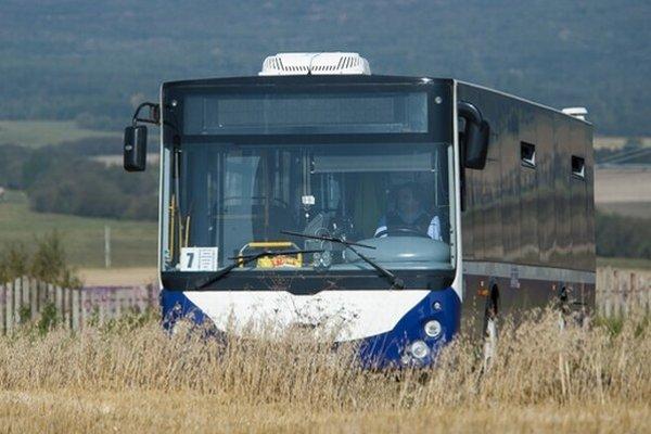 Modely Leonis sa budú od jari v Levoči vyrábať aj ako elektrobusy.