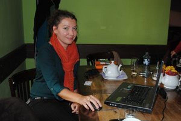 Oľga Krajkovičová. Vyhrala celosvetovú architektonickú súťaž.