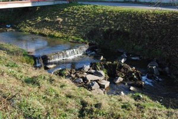 Brehy vykosili. Robotníci pripravili pre vodohospodárov dobrý prístup k brehom.