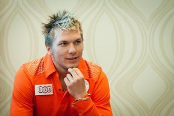 Adam Žampa. Zjazdár  SKI Klub Vysoké Tatry figuruje tiež v menoslove na ocenenie Najúspešnejší športovec PSK 2012.