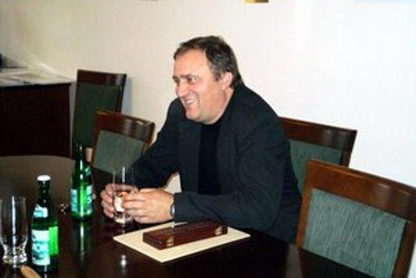 Eugen Libezňuk. Sviatkovať ešte len bude.