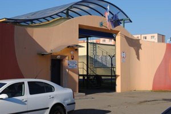 Väznica v Sabinove