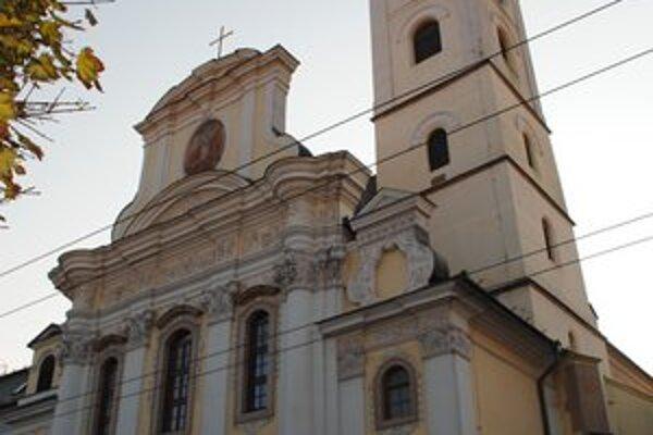 Katedrálny chrám získal vzácny dar.