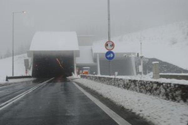 Tunel Branisko-ilustračné