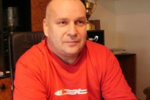 Jozef Zavacký. Riaditeľ P. H. K. Prešov.