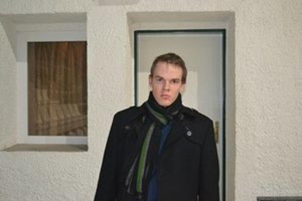 Rudolf Beliš. Je univerzálny hráč – venuje sa futsalu i malému futbalu.