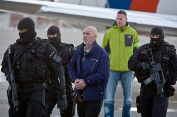B. Sadikiho priviezli z Kosova na Slovensko koncom decembra 2012.