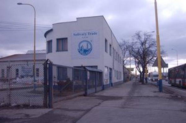 Solivary. Kedysi prosperujúci podnik vyrábal soľ pre celé Slovensko.