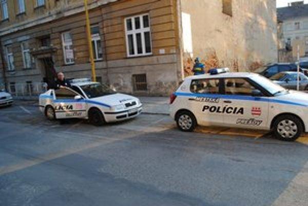 Mestská polícia rozširuje svoj vozový park.