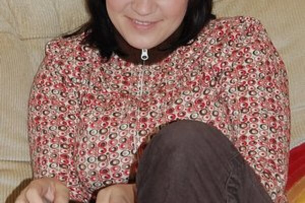 Katka Koščová. Spievanie s Neřežom je pre ňu zážitkom.