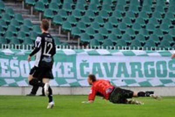 Dávid Guba. Už v tretej minúte strelil gól, no Prešovčanom to stačilo len na bod.