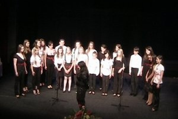 Zbor Vocalis. Tento rok  sa stal laureátom prehliadky