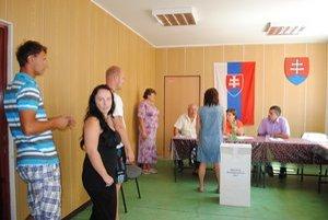 Referendum vo Vyšnej Šebastovej.