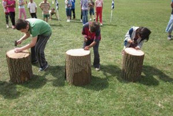 Mladí V Ruskej Novej Vsi budú mať dedinskú posilňovňu.