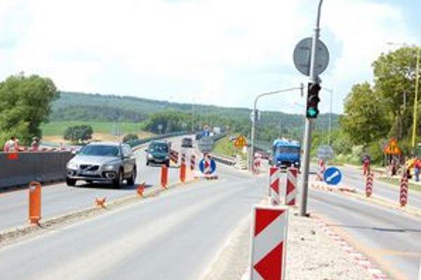 Diaľničný privádzač do Prešova. Nemôžu ho dokončiť pre nevysporiadané pozemky.
