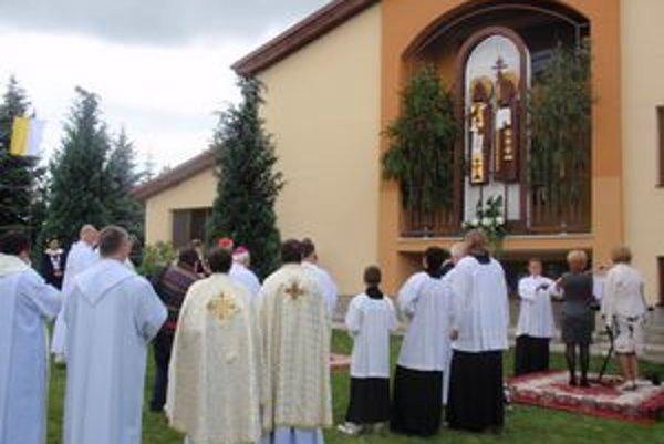 Súsošie sv. Cyrila a Metoda.