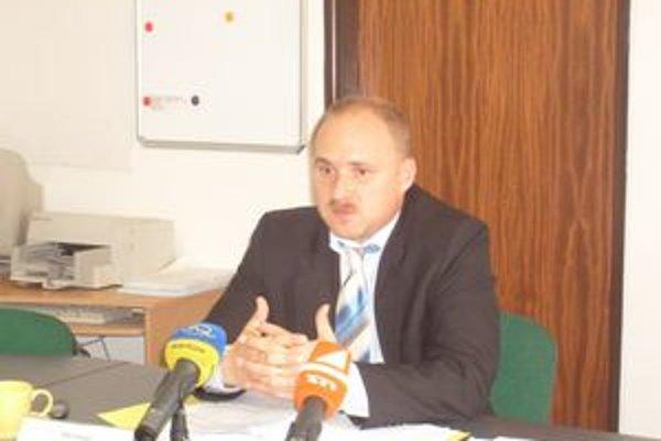 Ján Garaj. Tvrdí, že dohodu o vyvlastnení brzdí stavebný úrad.