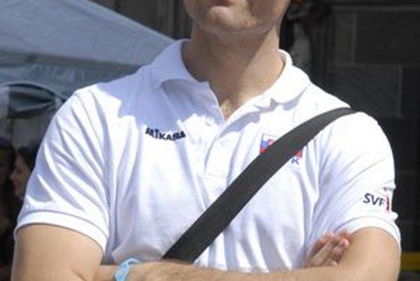 Martin Sopko. Z Poľska sa presťahuje do Dubaja.