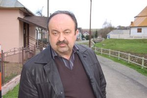 Exstarosta Kvakoviec Vladislav Kolesár.