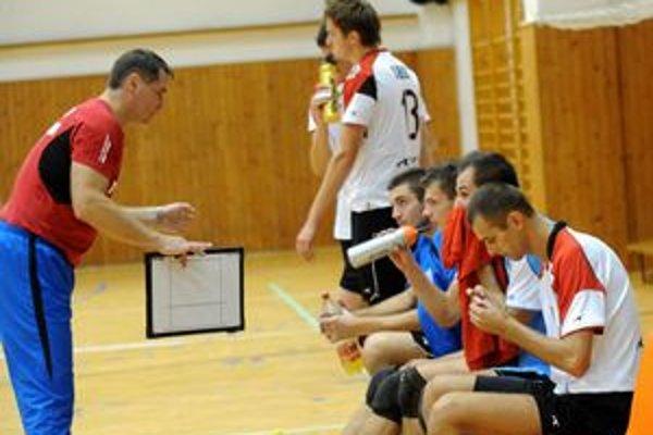 Hráči len čiastočne naplnili cieľ trénera Ľuboslava Šalatu.