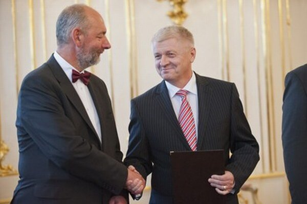Ministra Malatinského vystriedal Pavlis.