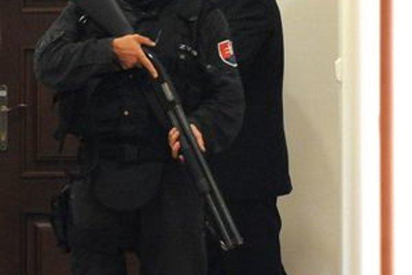 Mikuláš Černák na prešovskom krajskom súde.