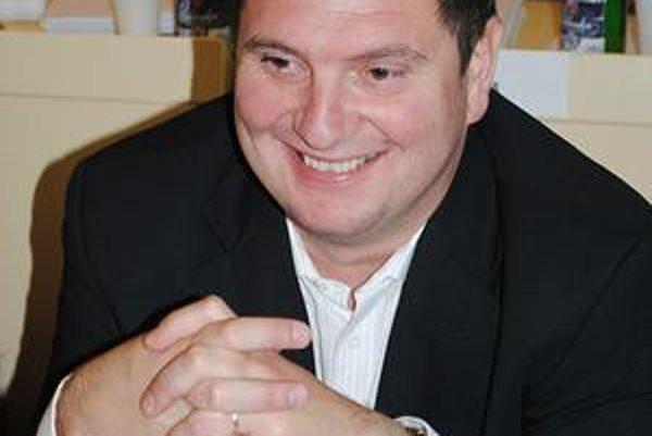 Jozef Muránsky. S hlasovaním poslancov bol spokojný.