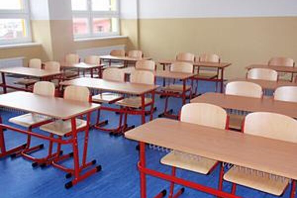 Nové triedy voňajú čistotou.