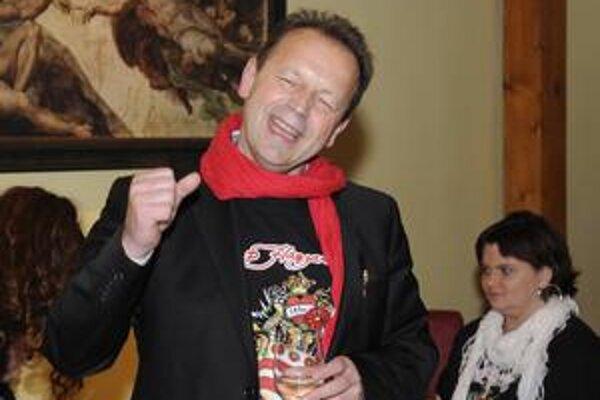 Pavel Hagyari získal vo voľbách viac hlasov než jeho štyria ďalší protikandidáti.