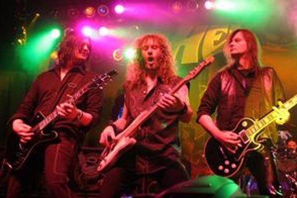 Helloween sa v rámci európskeho turné predstaví aj v Prešove.