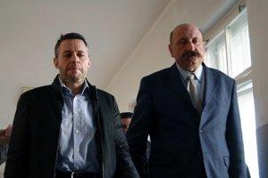 Exposlanca Národnej rady Vladimíra Jánoša prepustili v utorok po štyroch na slobodu.