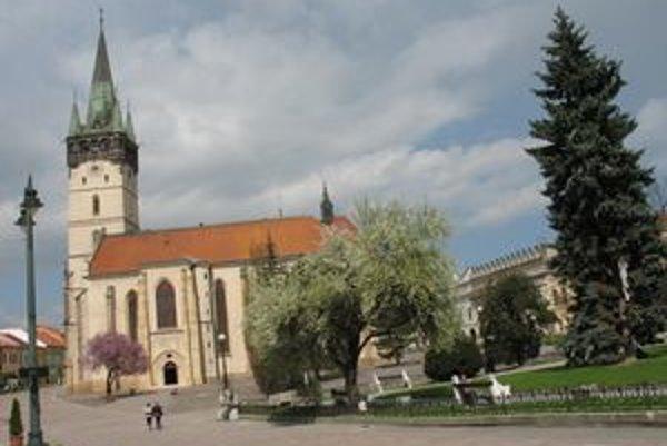 Takto vidí Prešov väčšina jeho návštevníkov aj domácich. Má však aj množstvo skrytých, prípadne menej známych rarít.