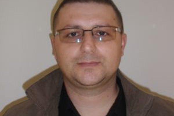 Jaroslav Dupaľ. Vyzval starostu, aby situáciu upokojil, ten ušiel.