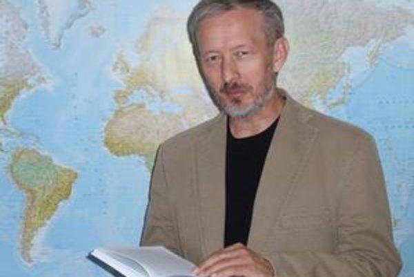 Vasil Gluchman chce presadiť akademickú kultúru a zmeniť imidž fakulty.