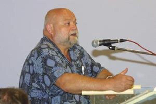 Ivan Benko. Odchádza do aktívneho dôchodku.