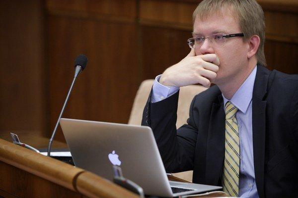Poslanec Miroslav Beblavý