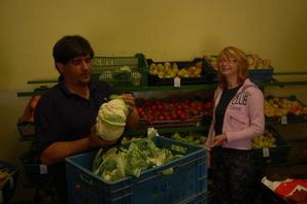 Zeleninári. Kšefty im kazia cudzinci. Tí predávajú tovar lacnejšie, keďže neplatia príslušné dane.