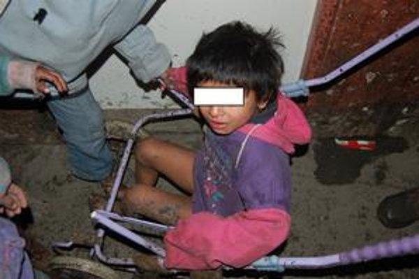 Najviac ohrozené sú deti z osád.