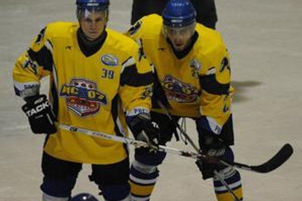 Premiérový strelec. Prvý gól Prešova v novej sezóne vsietil Gabriel Kover, na snímke vľavo.
