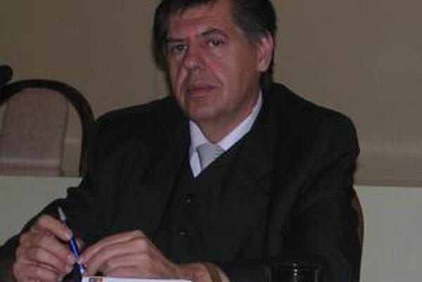 Milan Baran. Jeho pozmeňujúci návrh poslanci PSK neschválili.