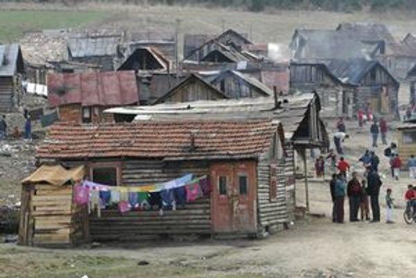Rómske osady sú lacným cieľom pre nákupcov volebných hlasov. Hovorí sa, že práve títo voliči už v nejednom prípade rozhodli.