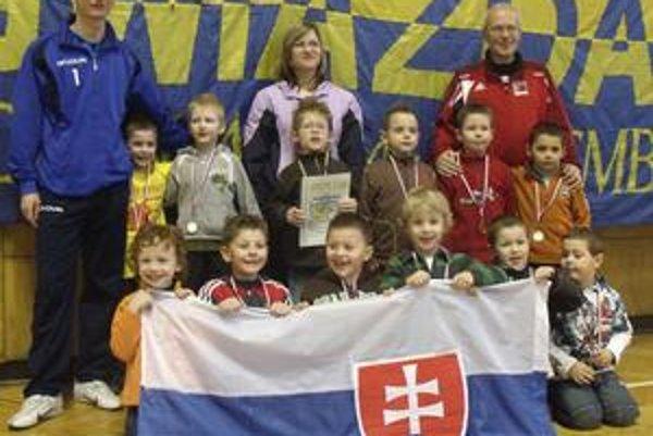 Reprezentovali Partizán. Bardejovské futbalové nádeje zabrali v závere.