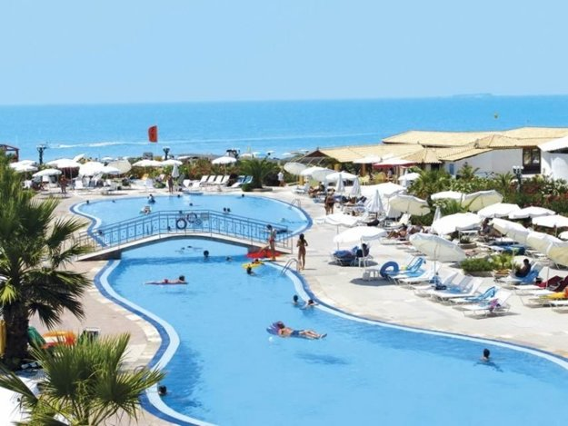 Hotel Aquis Sandy Beach Resort(4*), Grécko, Korfu