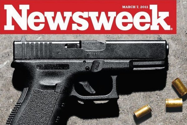 Časopis bol známy aj pre svoje titulné strany.