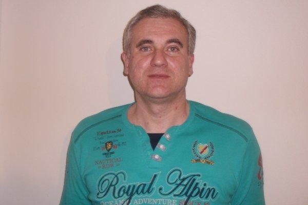 Ján Vitkovič už viac ako dva roky bojuje súradmi. Je podpredseda Petičného výboru.