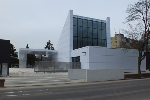 Nový dom smútku. Rekonštrukcia sa vyšplhala na takmer 800-tisíc eur.