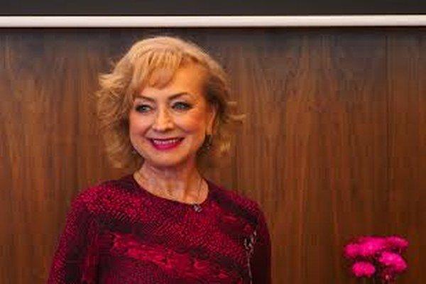 Mária Vaškovičová.