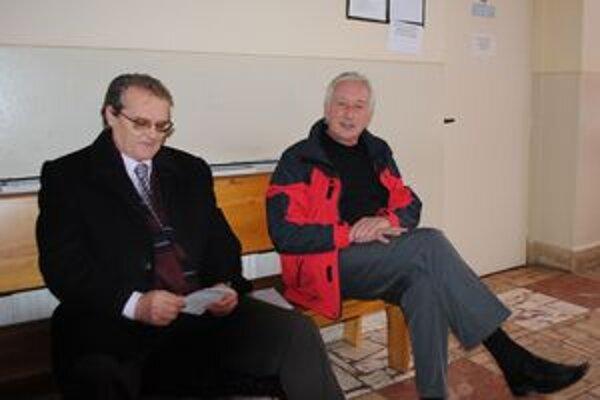 Okresný súd v Trebišove. Na súde vypovedali aj dvaja bývalí primátori Trebišova.