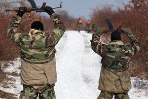 Včera išlo o záverečnú fázu prípravy pred nasadením našich vojakov do operácie ISAF v Afganistane.