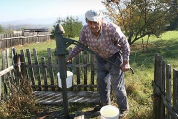 Bezplatné analýzy vody 22. marca vykonávala VVS pre obyvateľov regiónu, ktorí nie sú napojení na verejný vodovod.